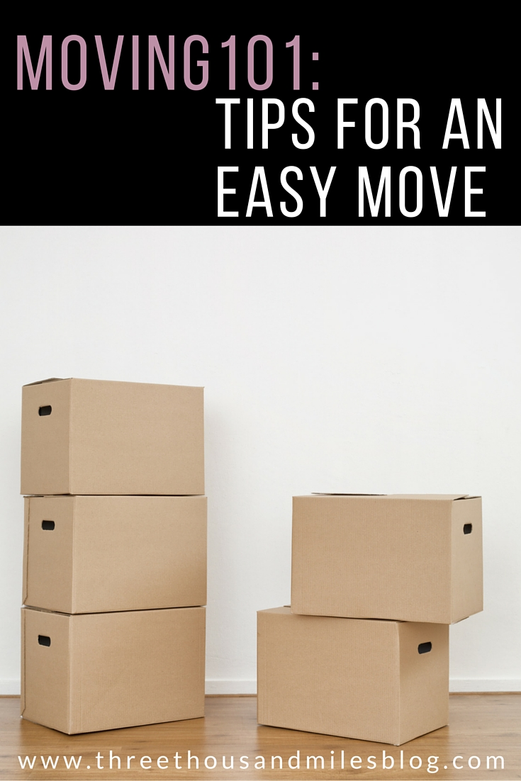 easy move tips