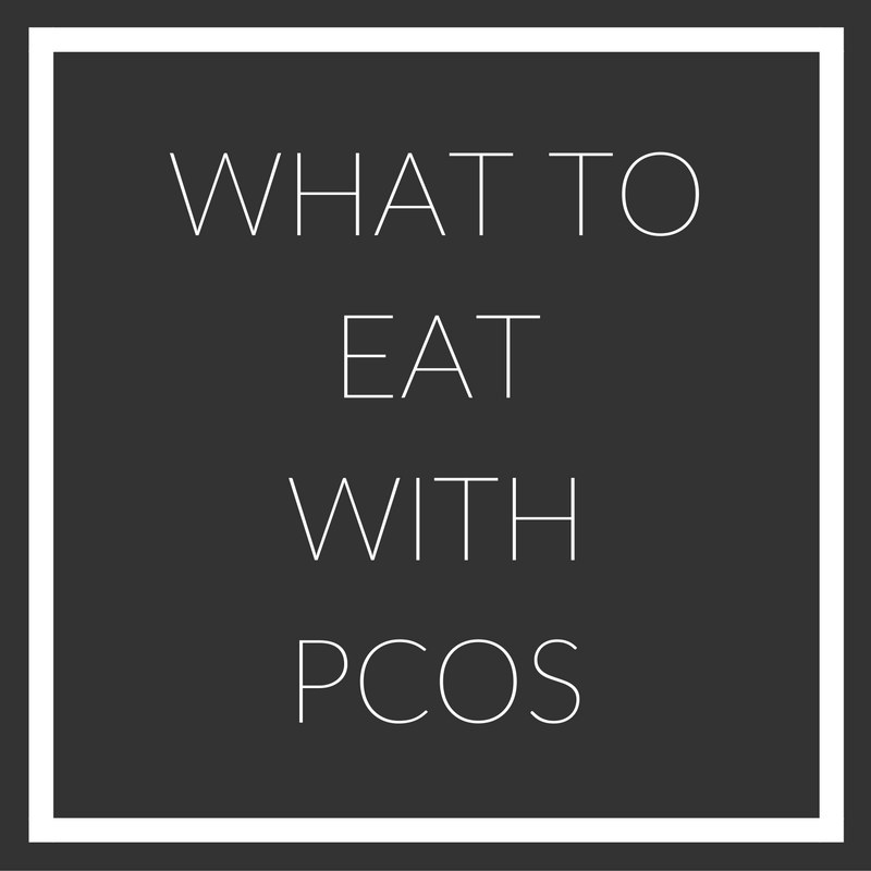 eating with pcos