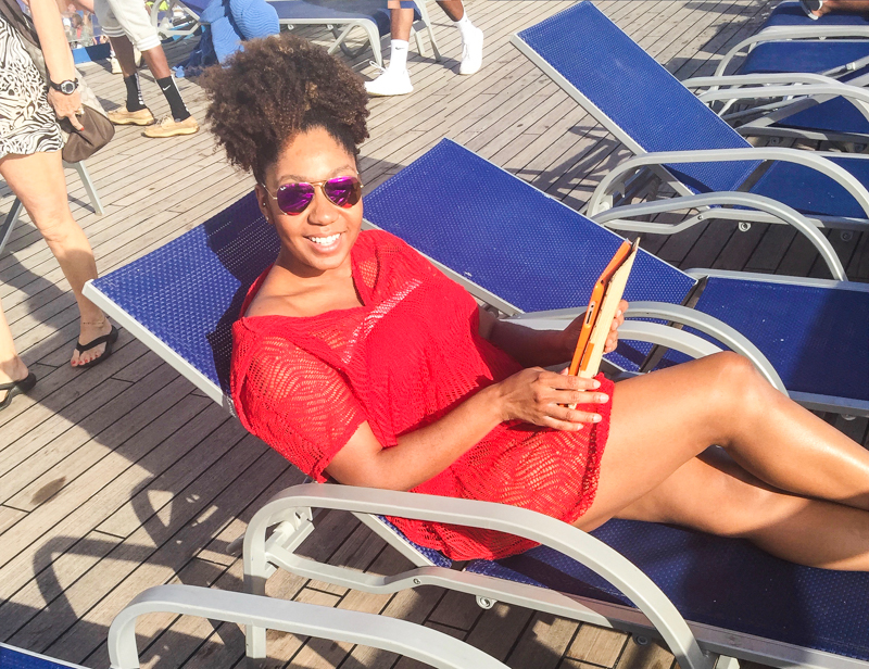 Carnival Conquest, things to know before cruising, Trisha Therese