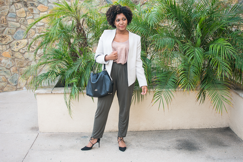 Conference Style, Three Thousand Miles Blog, Trisha Therese, business casual outfit-1