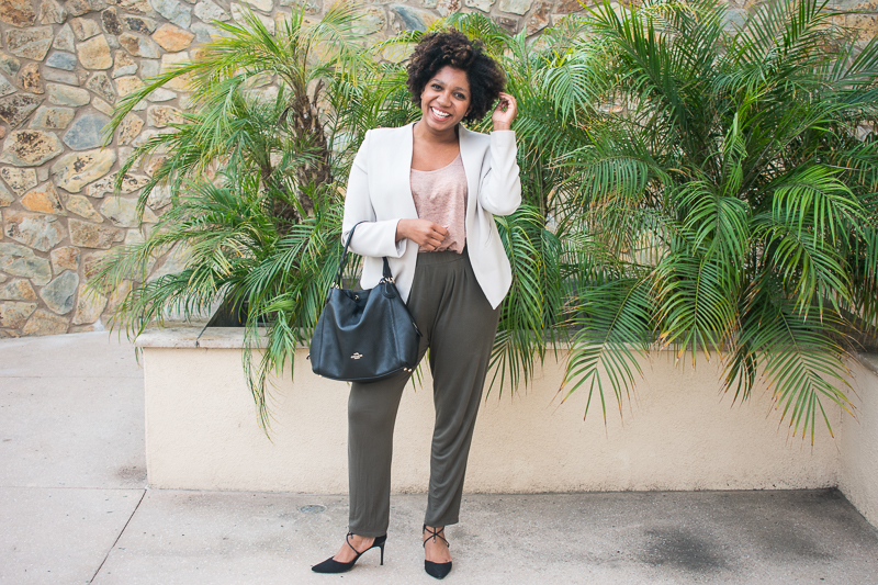 Conference Style, Three Thousand Miles Blog, Trisha Therese, business casual outfit-2