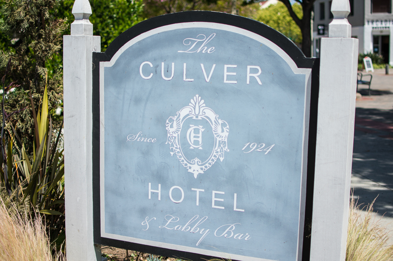 The Culver Hotel Brunch Review, Trisha Therese, Downtown Culver City, Three Thousand Miles Blog-1