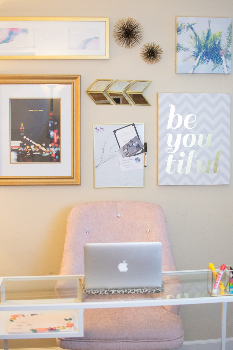 DIY gallery wall, three thousand miles blog-2