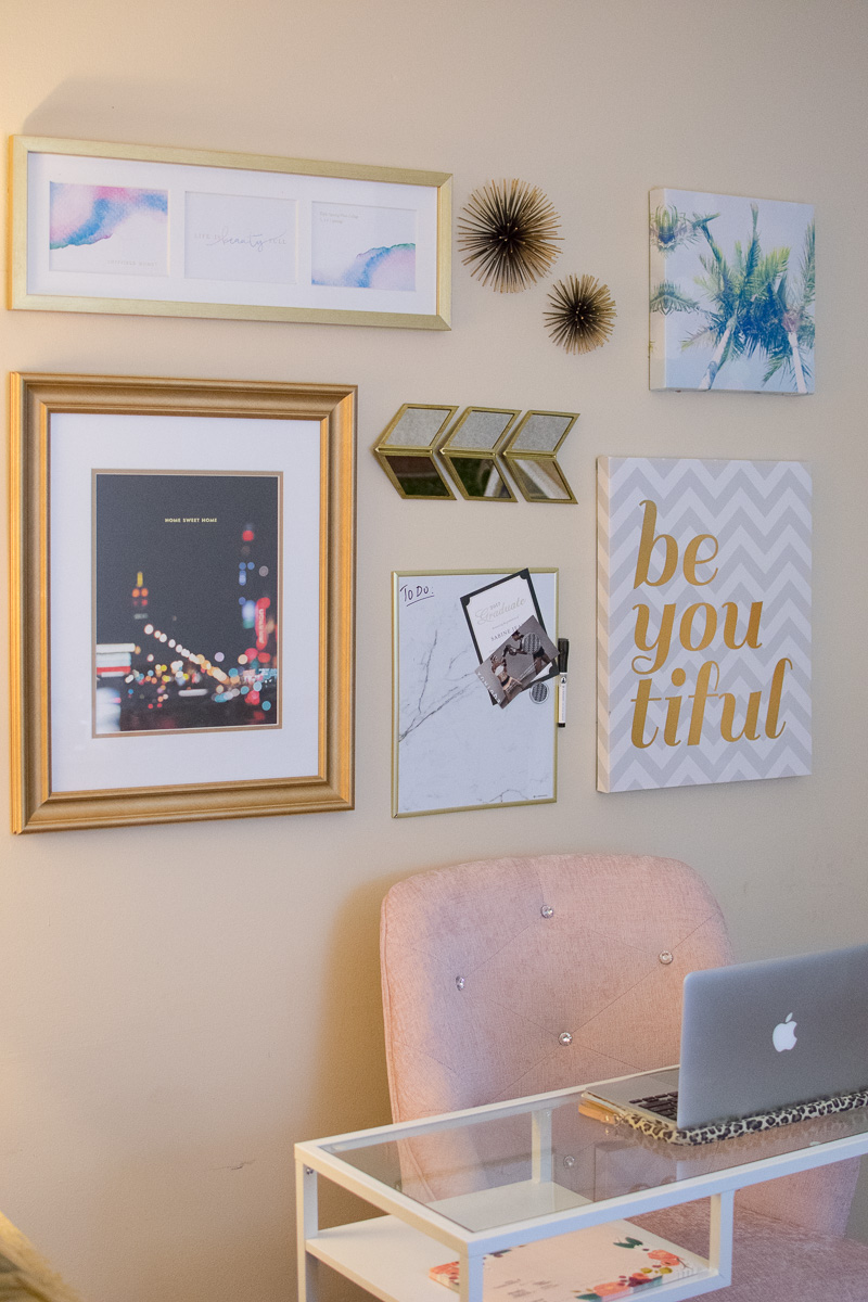 DIY gallery wall, three thousand miles blog-8