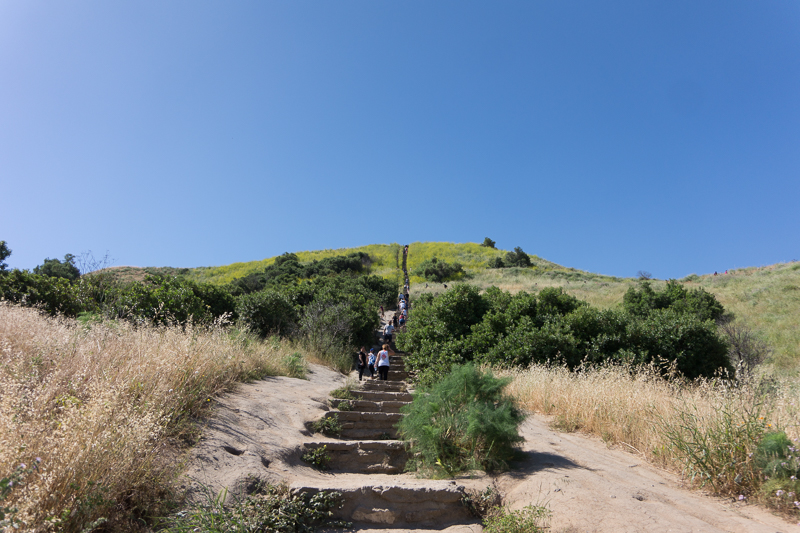 culver city stairs review, trisha therese, three thousand miles blog-5