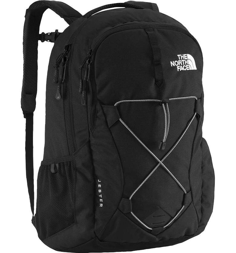 clinical rotations bag, ms3 bag, medical school bags, three thousand miles blog, northface jester-4