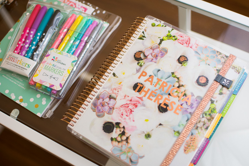 erin condren life planner 2017-2018 review, three thousand miles blog, organization in medical school, Erin Condren life planner medical school, medical school organization-34