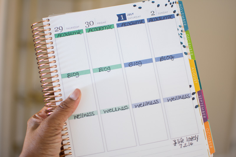 erin condren life planner 2017-2018 review, three thousand miles blog, organization in medical school, Erin Condren life planner medical school-36