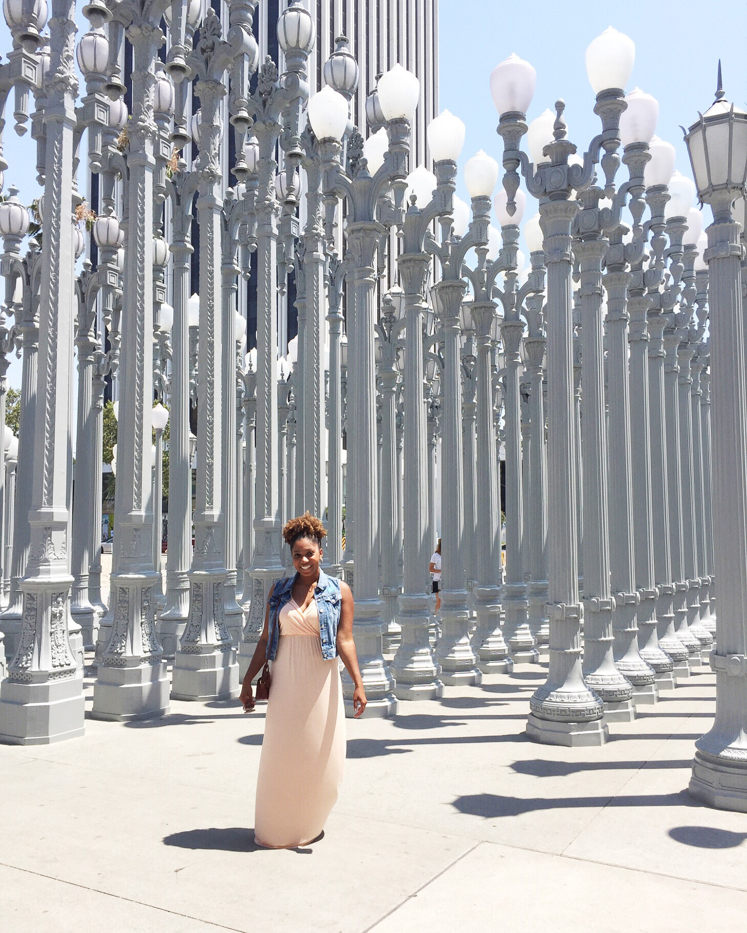 Trisha Therese, LACMA, Urban Lights, Three Thousand Miles Blog-9